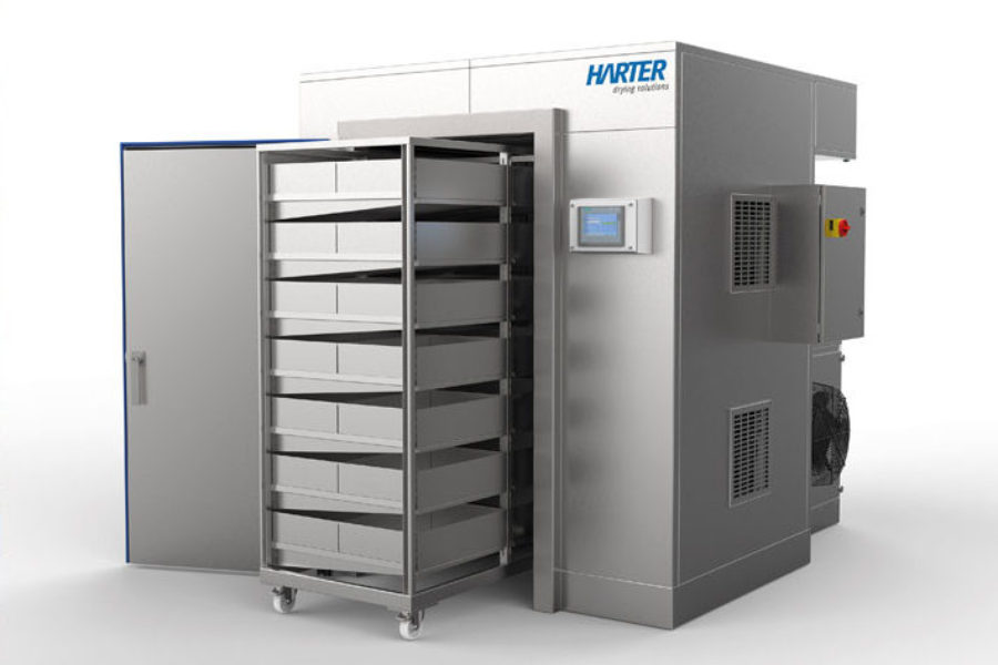 Brand new Brochure about our Chamber Drying systems for Food