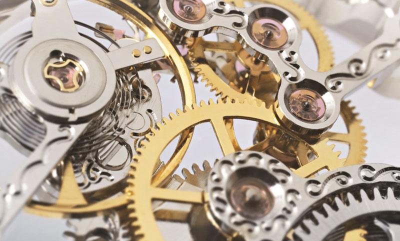 Harter Trockner Uhrenindustrie