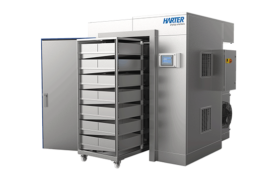 Chamber Dryer H01 – Production Model