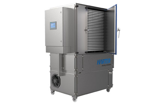 Chamber Dryer H01compact