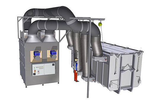 DRYMEX® – Special Systems S-Line