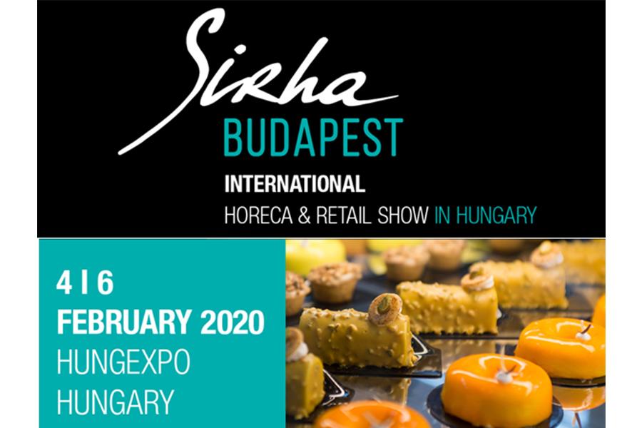 Lebensmittelmesse in Ungarn | 4. bis 6. Februar 2020