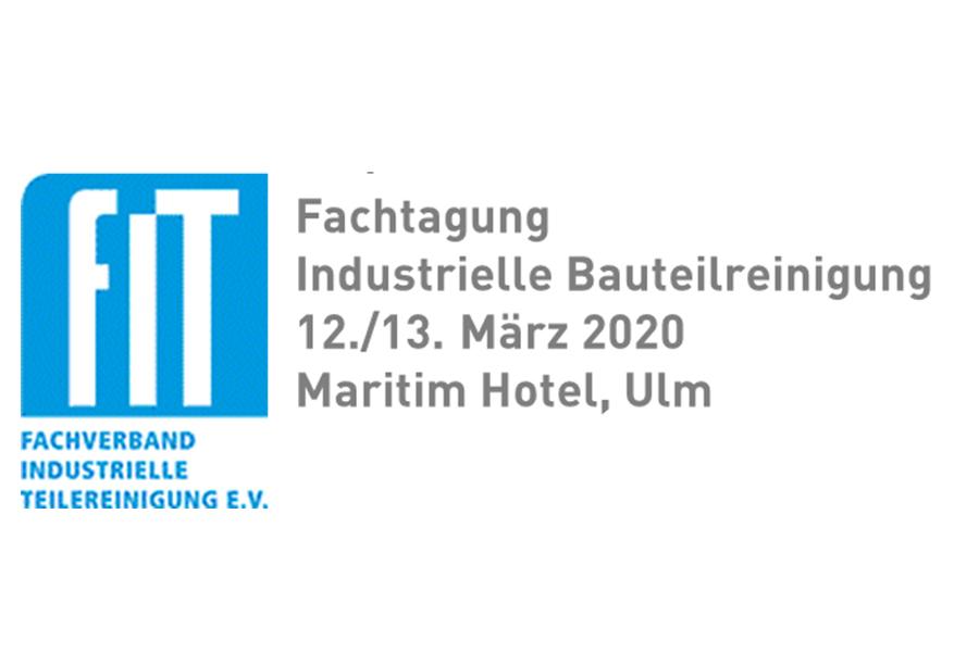 Fachtagung Industrielle Bauteilreinigung in Ulm