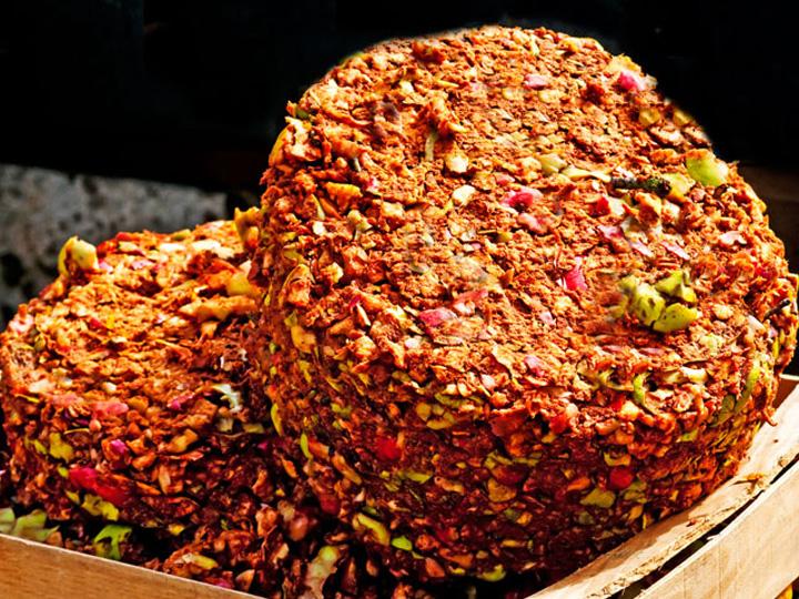 Trocknung Apfeltrester
